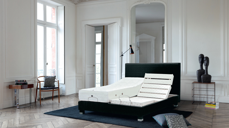 moderne boxspringbetten in hochwertiger qualit t m bel kissling ag. Black Bedroom Furniture Sets. Home Design Ideas