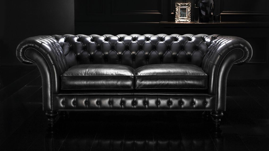 chesterfield sofas und chesterfield polstergruppe original. Black Bedroom Furniture Sets. Home Design Ideas